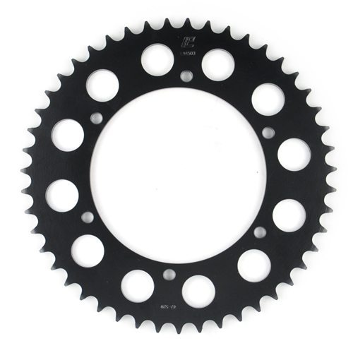 520 Chain 47T Motorcycle Rear Sprocket Gear For BMW 650 Xcountry 07-08 650 Xchallenge K15 2007-2008(China)