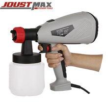 Аппарат распылитель justmax Электрический краскопульт с регулировкой
