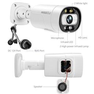 Image 5 - MISECU Ai système intelligent 5MP 16CH POE CCTV sécurité NVR Kit humain/visage détecter système de Surveillance de caméra IP extérieur Audio bidirectionnel
