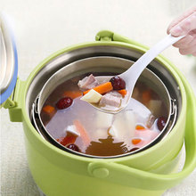 Lunch-Box Cooking Pinkah Keep-Hot 304-Stainless-Steel Food-Jar Vacuum No-Electricity