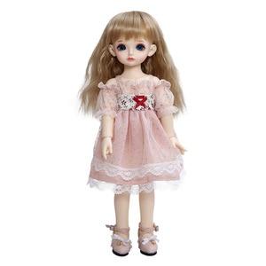 Image 5 - OUENEIFS poupée Rita BJD YOSD 1/6, modèle du corps, jouets pour bébés filles et garçons, bonne qualité, boutique, figurines en résine