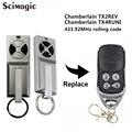 Chamberlain TX2REV/Chamberlain TX4RUNI гаражные ворота открывалка с дистанционным управлением командный гаражный передатчик