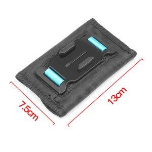Image 4 - SHOOT 360 degrés rotatif sac à dos fixation par pince pour GoPro Hero 9 8 7 noir Xiaomi Yi 4K Sjcam Eken ceinture dépaule pour accessoire GoPro