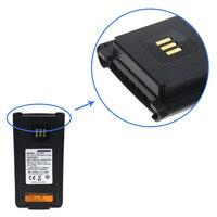 מכשיר הקשר החלפת סוללה 2X BL2016 עבור Hytera PD985 PD985U מכשיר הקשר (Li-on 2000mAh 7.4V) (5)