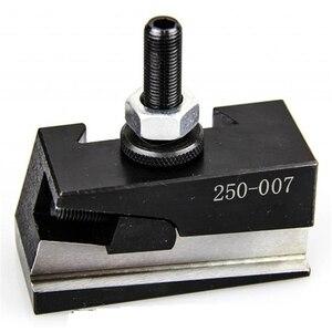 Image 3 - DMC 250 000 Cuniform GIB Type Quick Change Tools Kit Tool Post Holder 250 001 010 Tool Holder for Lathe Tools