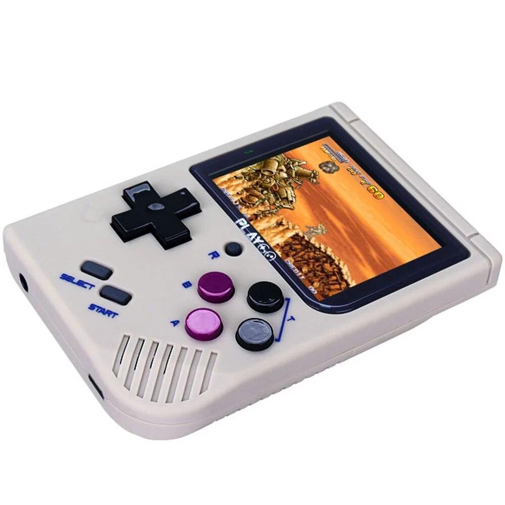 Консоль для видеоигр BITTBOY PLAYGO версия 3,5-консоль для ретро игр портативная игровая консоль для сохранения/загрузки прогресса игрока внешняя ...