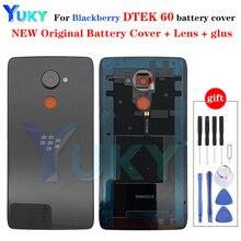 Originele Dtek 60 Cover For A Voor Blackberry Dtek60 Back Battery Cover Deur Case Achter Huisvesting Voor Blackberry Keyone Batterij Cover