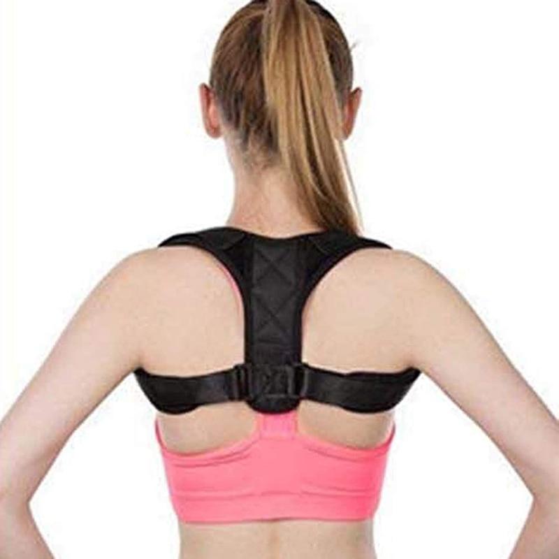 2Pcs/set Adjustable Back Posture Corrector