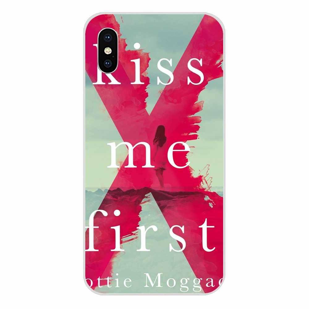 For Sony Xperia Z Z1 Z2 Z3 Z4 Z5 compact Mini M2 M4 M5 T3 E3 E5 XA XA1 XZ Premium Drawing TPU Movie Tv Show Kiss Me First Poster