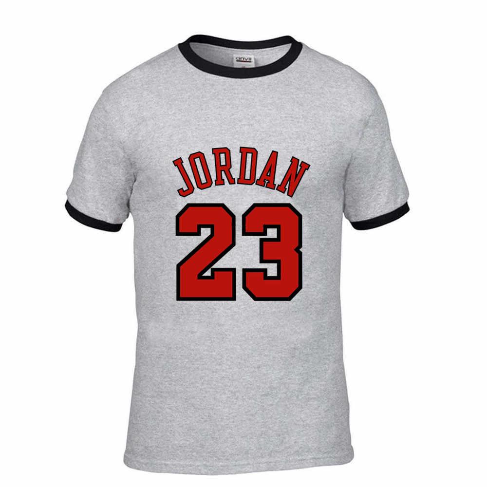 Męska koszulka piłkarska Off White Gym Couture hip-hopowa koszulka z nadrukiem 100% Jordan 23 wielokolorowy koszulka z raglanowym rękawem Moletom