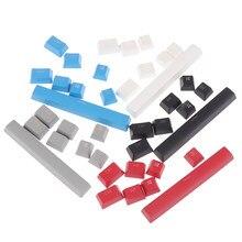 1 zestaw moda praktyczne nasadki na klawisze z PBT dla Corsair K65 K70 K95 Logitech G710 klawiatury do gier