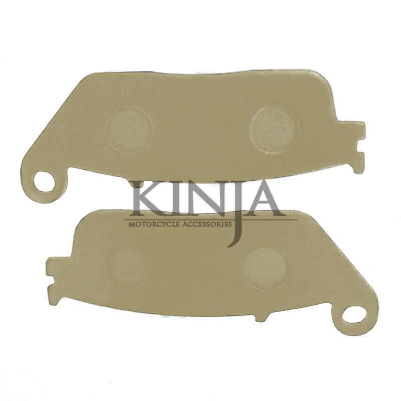 Мотоциклетные Kinja передние тормозные колодки для TRIUMPH Tiger 955 2005 2006 Тормозные Колодки