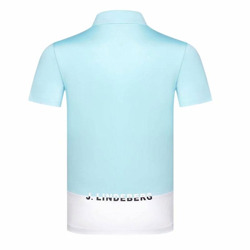 Hommes nouveau T-shirt de Golf à manches courtes 3 couleurs Sport Golf vêtements S-XXL dans le choix respirant loisirs Sport Golf chemise - 5