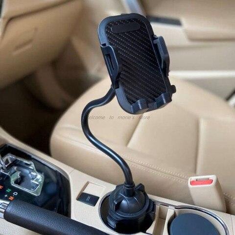 suporte universal do telefone movel da montagem do copo do carro suporte berco para o