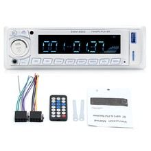 Auto Radio 1 Din In-Dash Fm/Bluetooth/Usb/Mp3 Multimedia Player Fernbedienung 12V 4-kanal Ausgang Auto Radio(China)