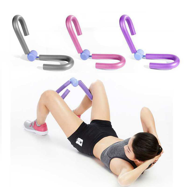 PVC Leg Thigh Exercisers Gym Exerciser Workout Machine Gym Home Gym Equipment
