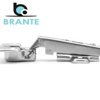 Комплект 4 петель Brante Четырехшарнирная SLIDE ON ,110 градусов, накладная
