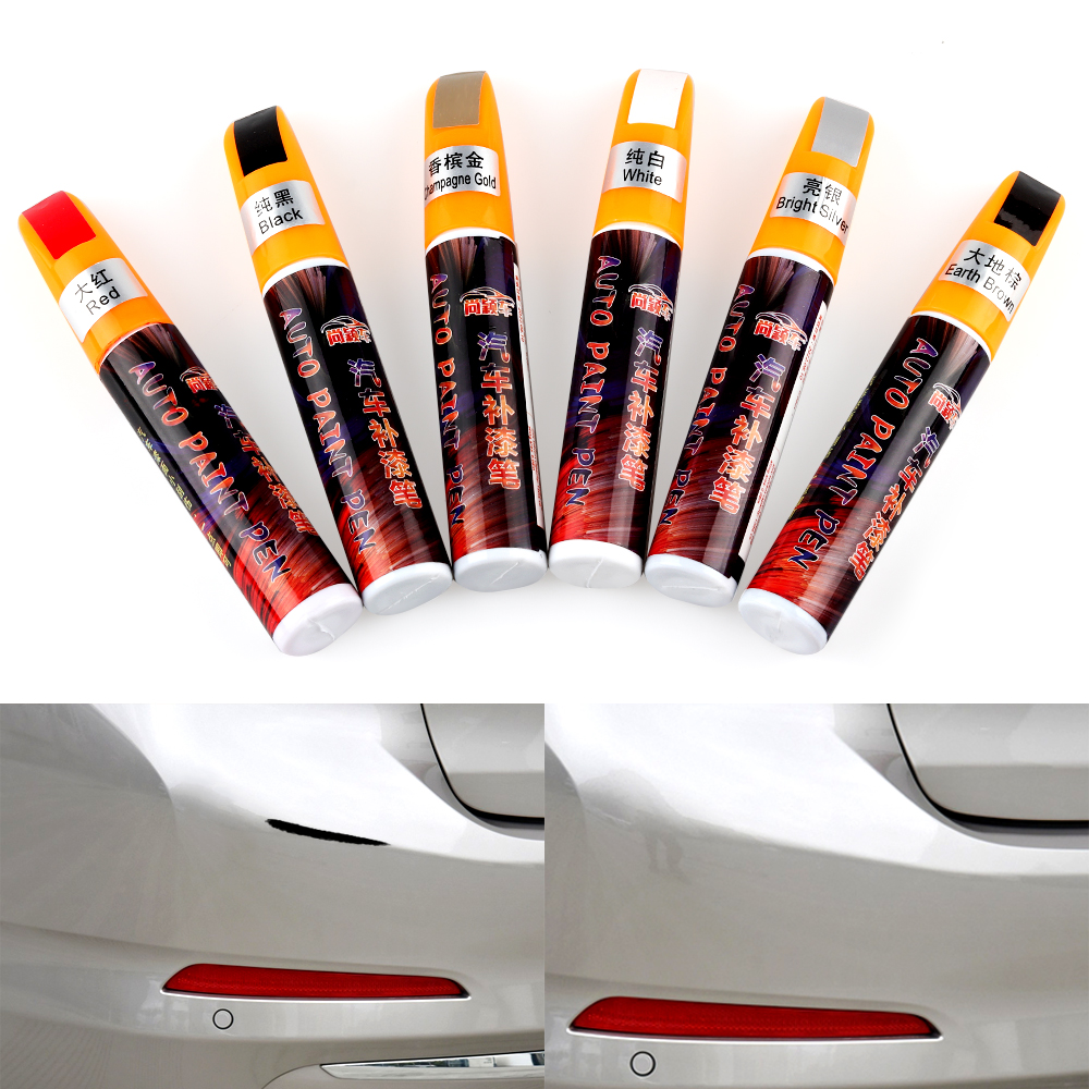 1Pcs Mending Car Remover Scratch Repair Paint Pen Clear Painting Pens For Lexus RX 300 330 IS 250 GX 400 460 UX 200 ES NX LX LS