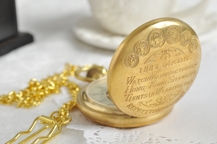 Vintage-Watch-Manufacturers-Style-Copper-Case-Pocket-Watch-with-Chain-Mechanical-Hand-Winding-Top-Quality-Best (2)