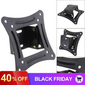 Tv-Frame-Stand-Holder Wall-Mount-Bracket Led-Monitor Flat-Panel Universal for 14-26inch