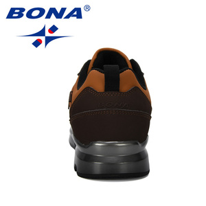 Image 2 - BONA zapatos informales para hombre zapatillas cómodas antideslizantes, deportivas, calzado de ocio, 2019