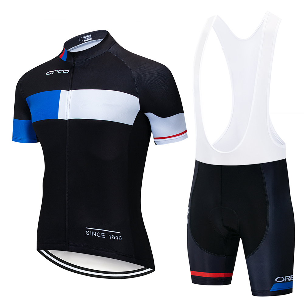 2020 Etixxl Cycling Jersey Sets Summer Bicycle Triathlon Ropa Ciclismo Breathable Bib Shorts Suit Bicycle Mountain Clothing