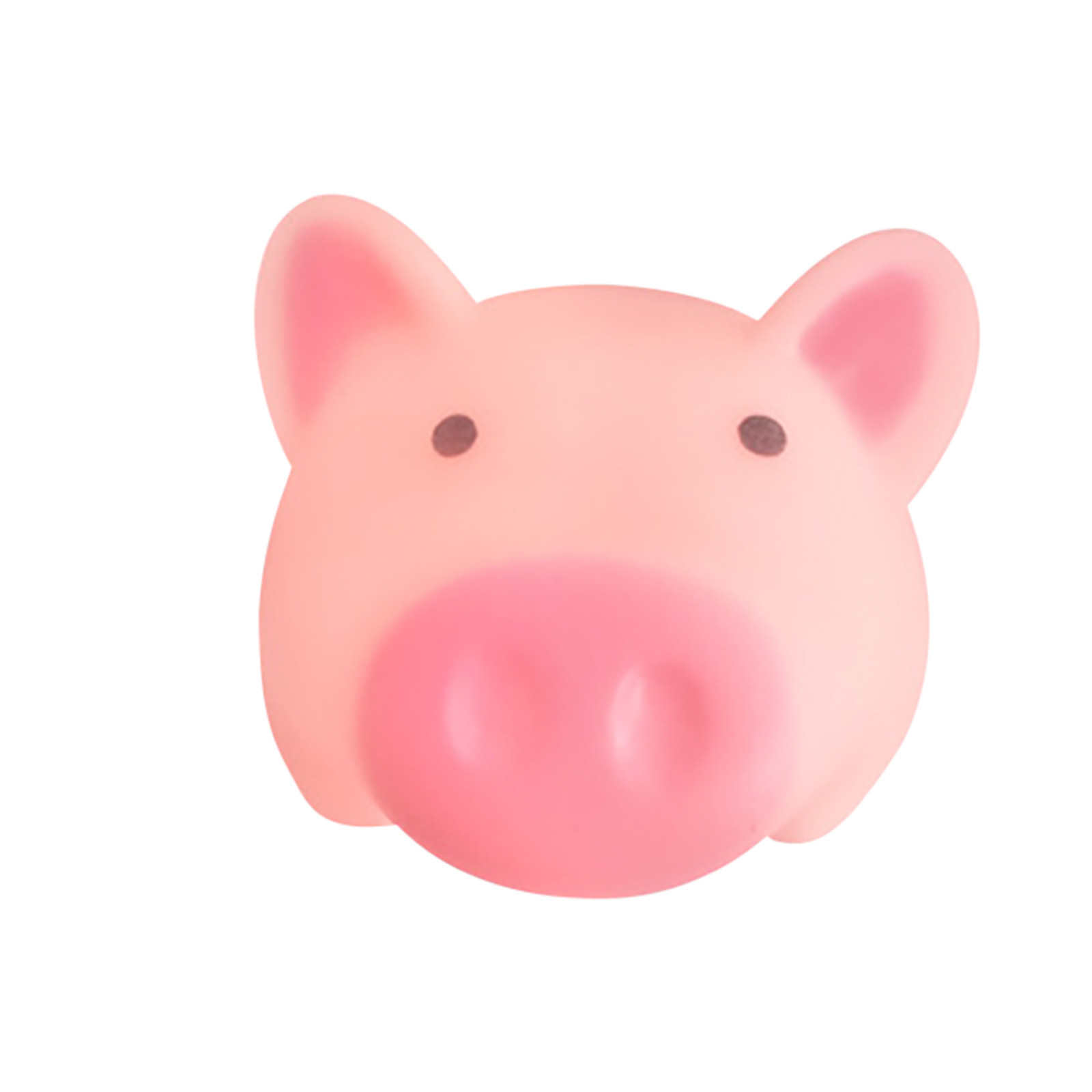 Snailhouse New Cartoon Soft Cute Pink Pig Toy Pig Cute Pink Toy To Vent Children Bath Pig Pinching Joys Stress Vent Toy#4 img5