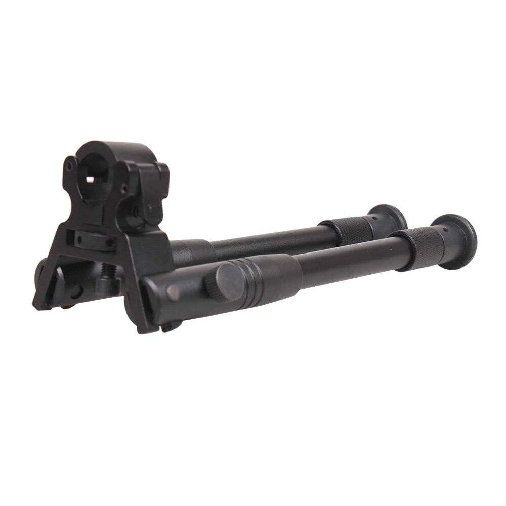 6 インチ丸頭バイポッド多機能調節可能なカメラ 2 ピンブラケット