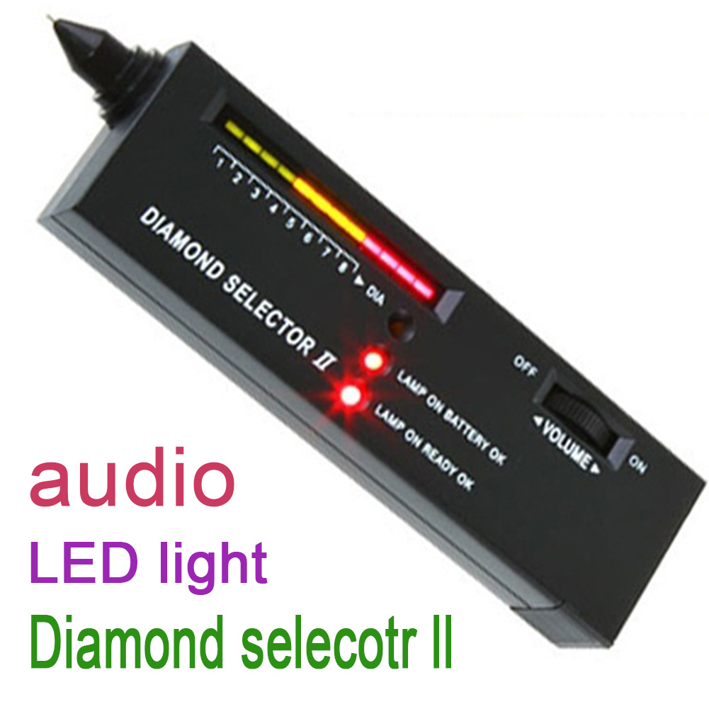 Diamond Selector II Gemstone Tester Tool, Jeweler Diamond Te…