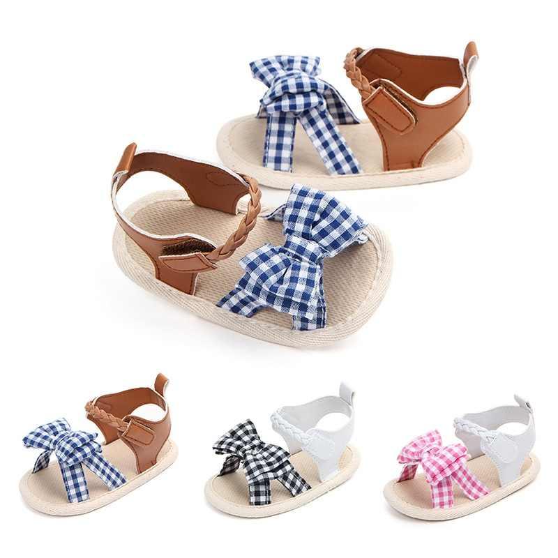Sandálias infantis para bebês, sapatos bonitos para meninas e crianças, festa, princesa, verão, praia, calçados de bebê, nova, 2020