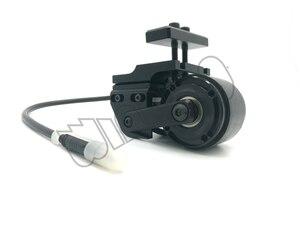 Image 1 - 500 ワットブースターバッテリなし修正された原付キット自転車摩擦ドライブ DIY 電動自転車 500 ワットブラシレス高速モーター