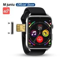 DM20 Đồng Hồ Thông Minh Với 3GB 32GB GPS WIFI 4G 1.88 Inch Màn Hình Cảm Ứng Nhịp Tim Chống Nước Android 7.1 Đồng Hồ Thông Minh Smartwatch Dành Cho Nam Nữ