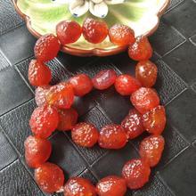 Natural Gobi Stone Xinjiang Agate Bracelet