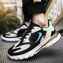 2019 New Trend Designer Men Sneakers Breathable Running Shoes for Sport Road Trainers Fitness Jogging Zapatillas