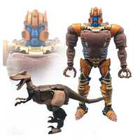 Transformation BW Super Hero Krieger IT02 Dinosaurier MP-41 MP41 Beast Wars Tyrannosaurus Rex KO Dinosaurier Krieger Figur Roboter