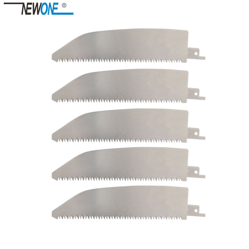 NEWONE Fish-shape Reciprocating Saw Blade Saber Saw Hand Saw Blade Multi For Wood/Bamboo Cutting Power Tools Accessories Blades