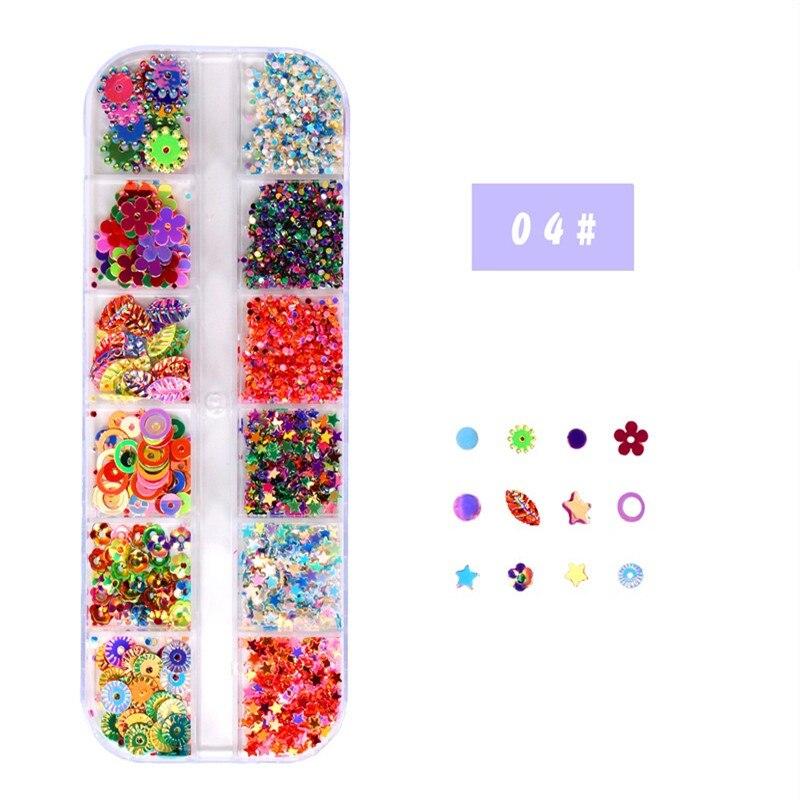 kit de manicure unhas conjunto arte 04
