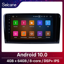 Seicane Android 10,0 reproductor Multimedia para auto 2005, 2006-2012 Mercedes Benz clase GL X164 GL300 GL350 GL420 GL450 GL500 GL550