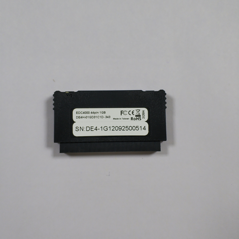 Promotion!EDC4000 EDC Embedded 1GB 44PIN Disk On Module PATA/IDE/EIDE Standard DOM IDE Flash Memory Card Dropshipping
