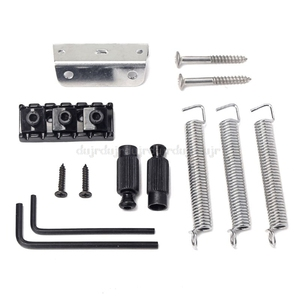 Image 4 - Струны для электрогитары с двойной блокировкой, комплект из 1 моста Tremolo Для Floyd Rose Lic I/banez