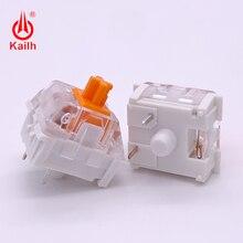 Kailh Sorbetto Interruttore Tastiera Meccanica fai da te RGB/SMD Fare Clic Su handfeeling