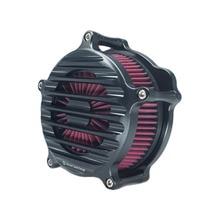 RSD Nostalgia Venturi Intake Air Cleaner Filter for Harley XL Sportster 883 1200 Softail Dyna Touring Big Twin Cam FLT FLST FXDL