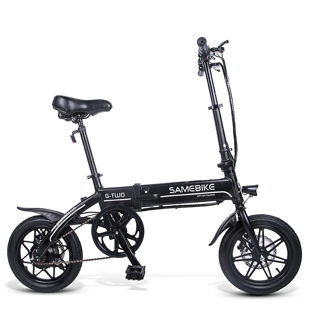 Samebike 14 Black