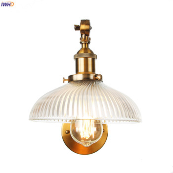 IWHD Industrial Decor Retro Wall Lights For Home Lighting Ajustable Swing Long Arm Antique Vintage Wall Lamp Sconce LED Edison iwhd adjustable swing long arm retro wall lights for home bedroom mirror stair light loft decor industrial vintage wall lamp led