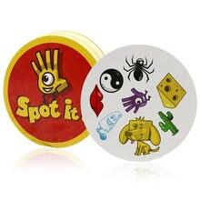 Flash pair mancha it jogo de cartas esporte animais hip camp para crianças festa de família diversão double it versão inglês jogo de tabuleiro brinquedos