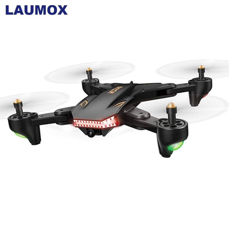 VISUO XS809S (XS809HW amélioré) Drone RC pliable avec caméra HD grand Angle 720P FPV quadrirotor un retour de clé Mini Drone