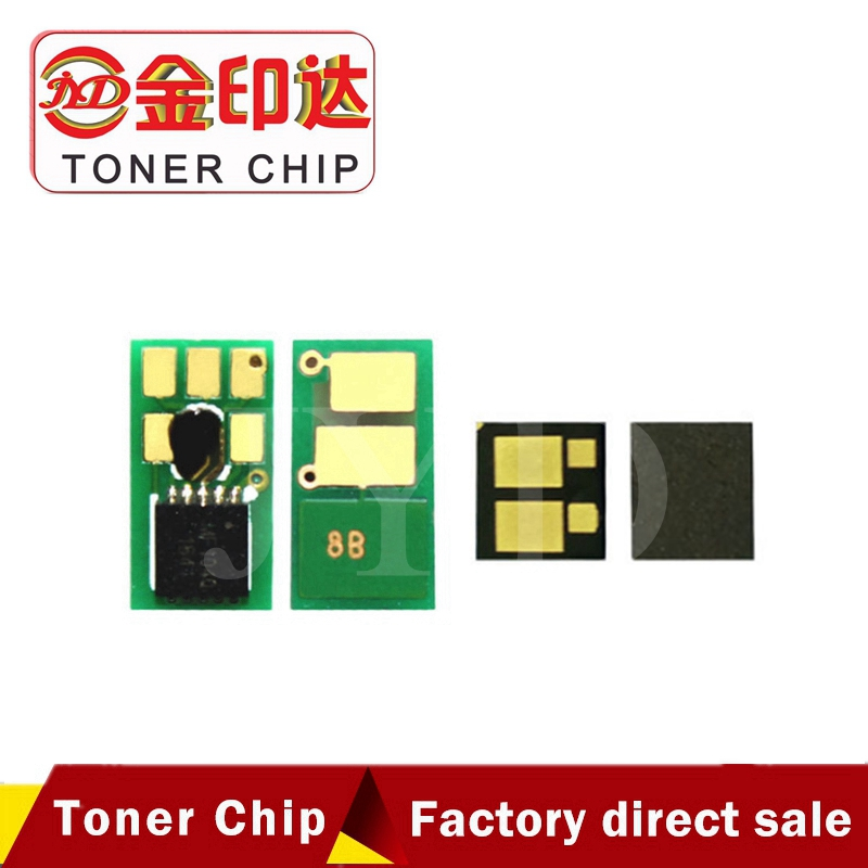 CF410A CF411A CF412A CF413A cartridge chip reset for HP M452dw M452dn M452nw M477fnw M477fdn M477fdw M377dw m452 410A Toner chip(China)