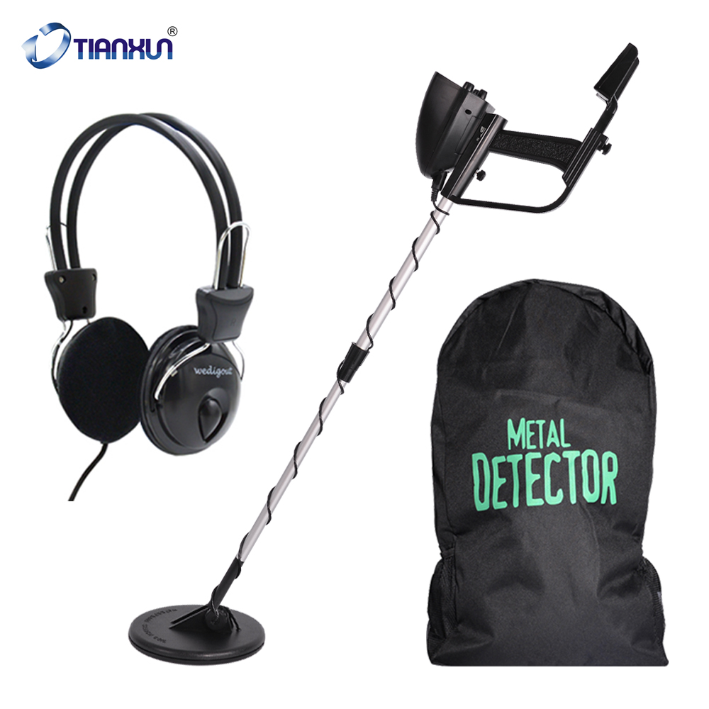 Metal Detector Seeker Underground Gold Digger MD4030 Treasure Hunter Circuit Metales