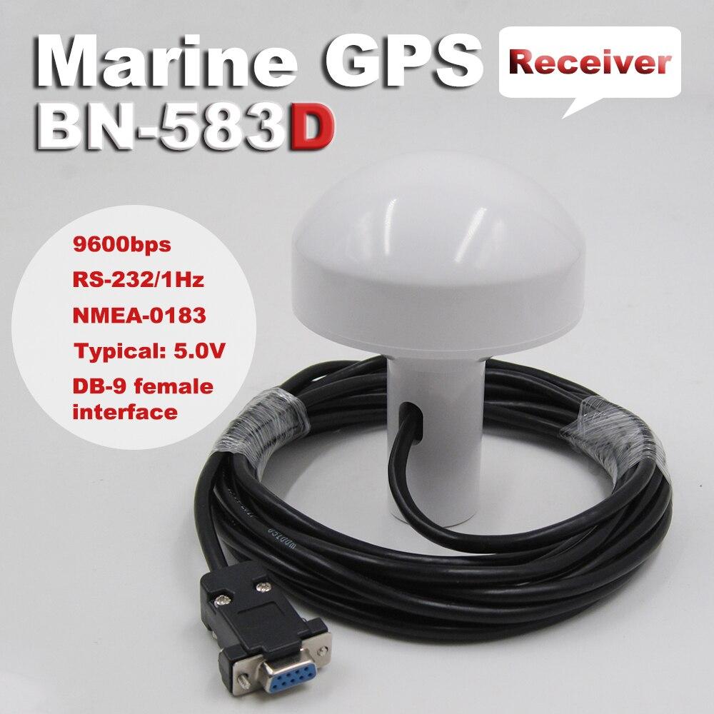 BEITIAN GNSS IPC 9600bps RS-232 ordinateur industriel M8030-KT 3.0 mètres DB-9 interface femelle GPS GLONASS récepteur BN-583D