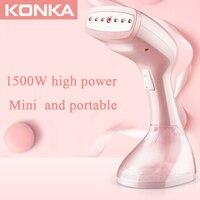 KONKA Steam iron Household appliances Eletrodomestico 1500W 170ml high capacity Mini ironing portable machine Garment Steamer